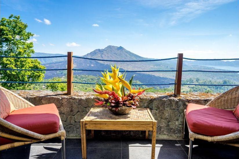 Lakeview Eco Lodge Bali - Kamar Deluks Regular Plan