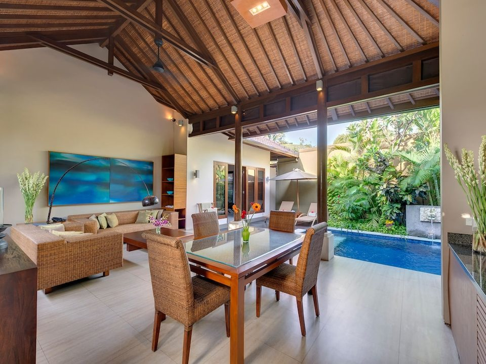Lakshmi Villas Bali - In-Room Dining