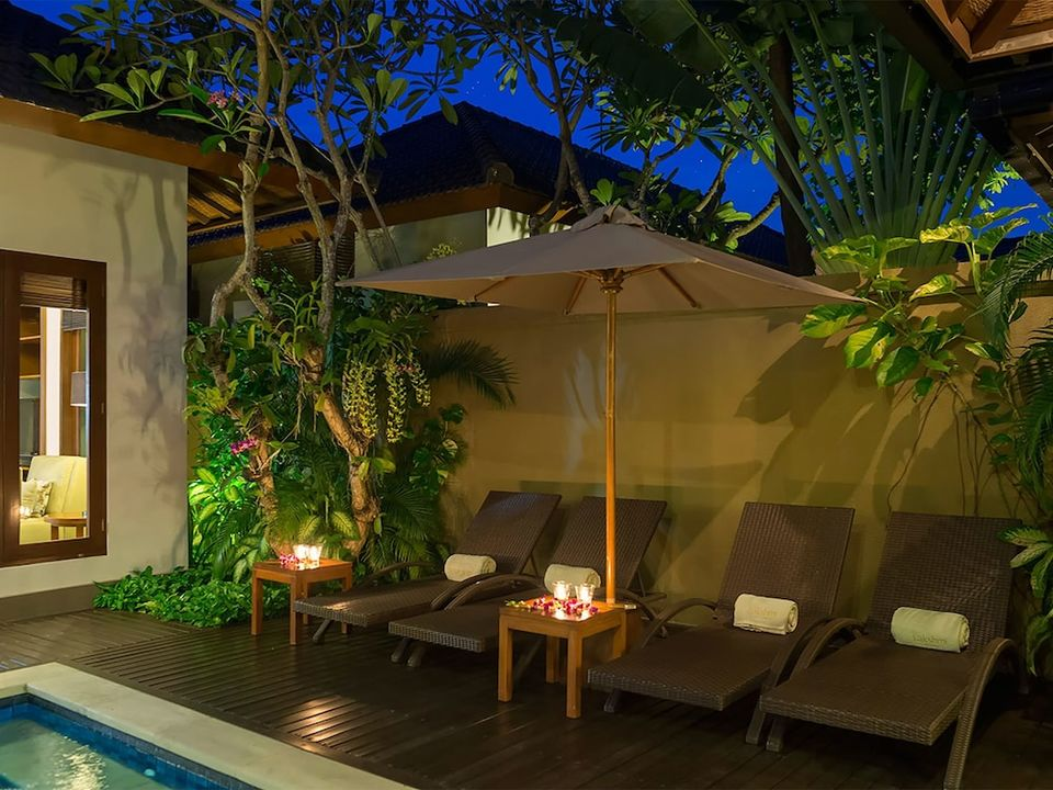 Lakshmi Villas Bali - Outdoor Pool