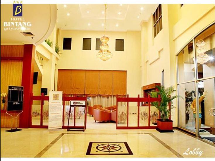 Hotel Bintang Griyawisata Jakarta - Hotel Front - Evening/Night