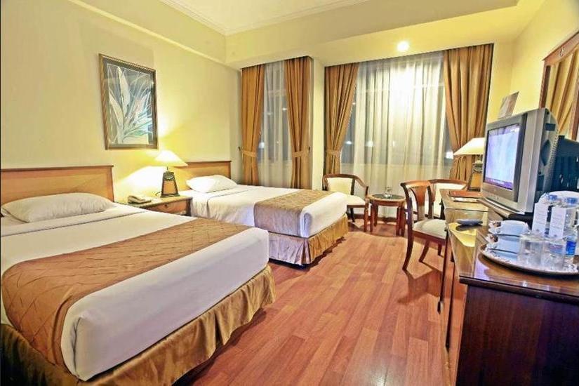 Hotel Bintang Griyawisata Jakarta - Lobby