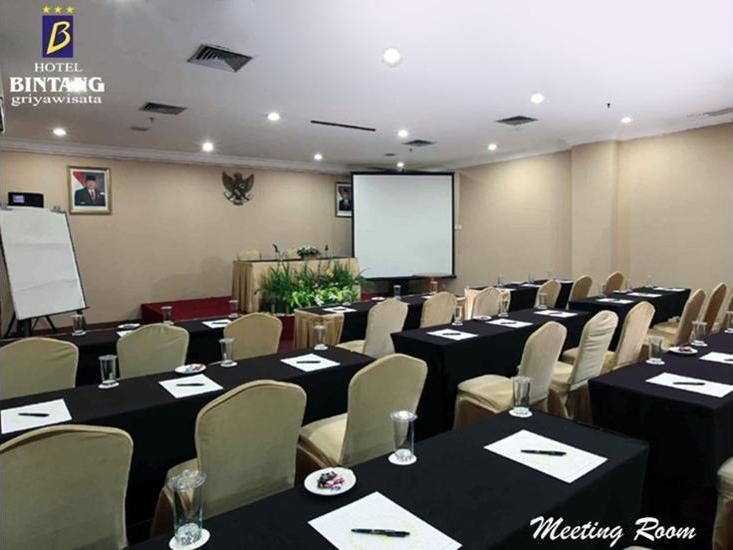 Hotel Bintang Wisata Mandiri Jakarta - Meeting Facility