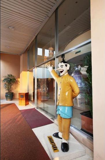 Hotel Bintang Wisata Mandiri Jakarta - Hotel Entrance