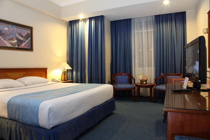 Hotel Bintang Griyawisata Jakarta - Kamar Eksekutif Regular Plan