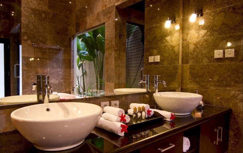 My Villas in Bali - Bathroom Sink