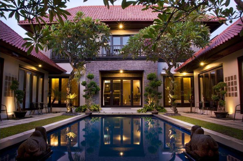 Sindhu Mertha Suite Bali - Outdoor Pool