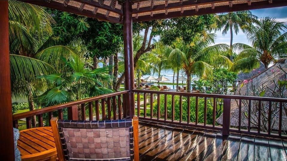 Qunci Villas Lombok - Spa