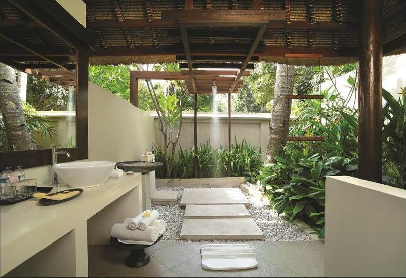 Qunci Villas Lombok - Kamar, pemandangan samudra (Partial Ocean Views)