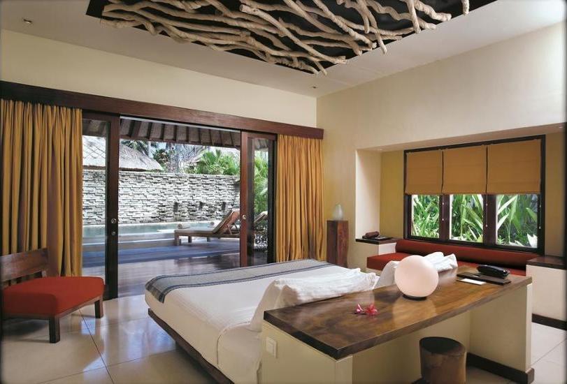 Qunci Villas Lombok - Kamar, pemandangan samudra Regular Plan