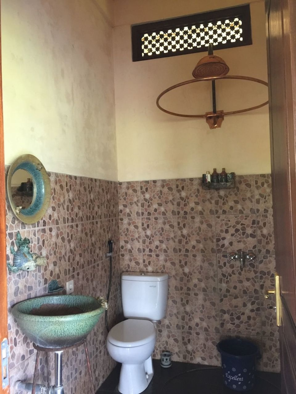 Joglo Java Semarang - Bathroom