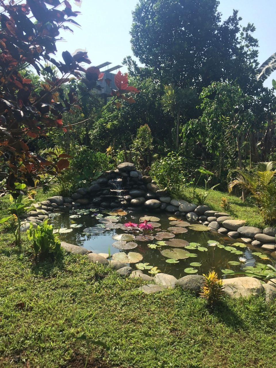 Joglo Java Semarang - Garden