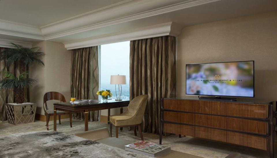 Hotel Mulia Senayan - Suite Junior Regular Plan