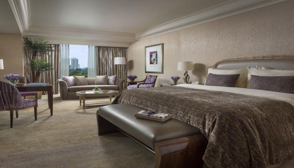 Hotel Mulia Senayan - Grandeur Deluxe Regular Plan