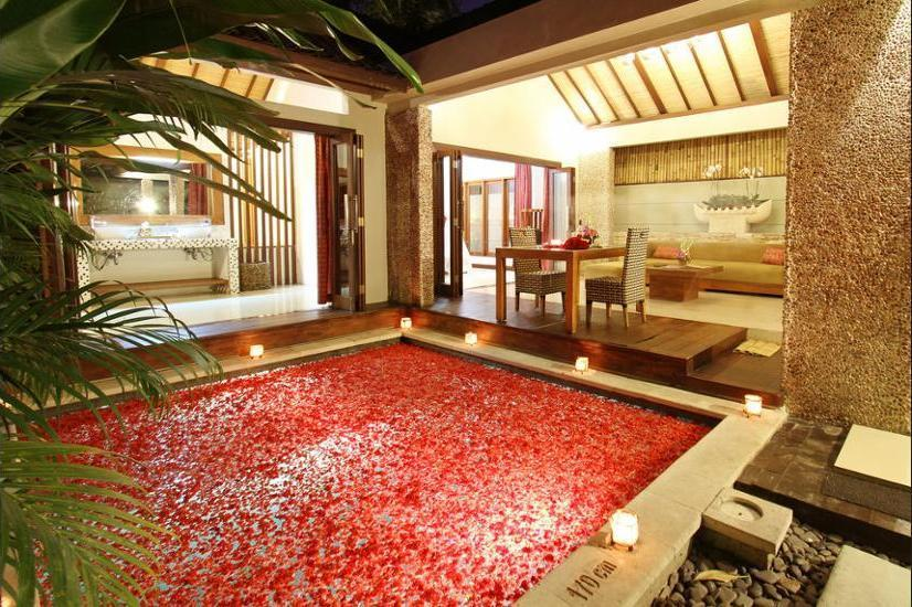 Grand Akhyati Villas & Spa Bali - Jetted Tub
