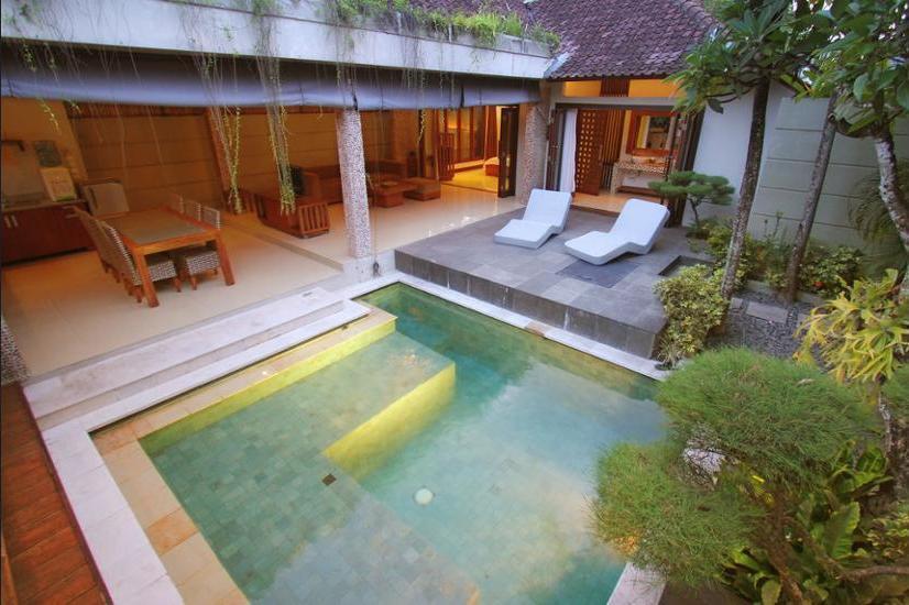 Grand Akhyati Villas & Spa Bali - Courtyard