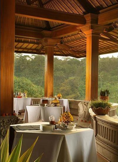Royal Pita Maha Ubud - Outdoor Dining