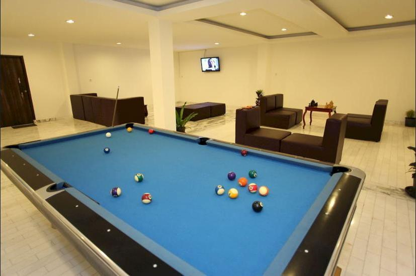 The Highland Park Resort Bogor - Billiards