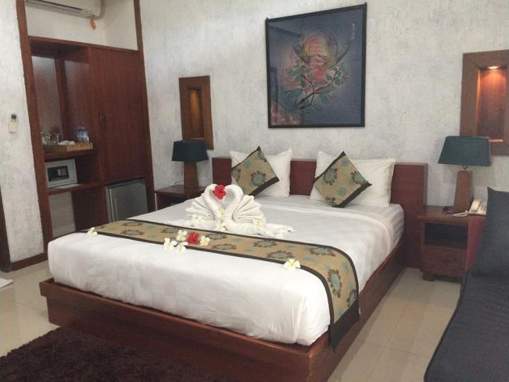 Good Heart Resort Lombok - Guestroom