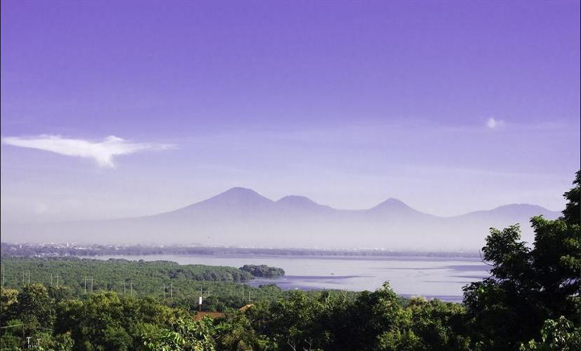 Jimbaran Cliffs Private Hotel & Spa Bali - Mountain View