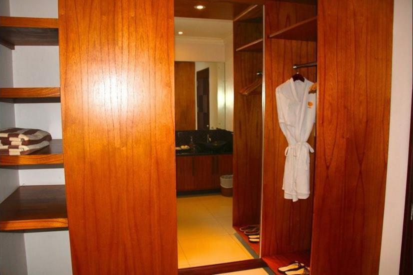 Jimbaran Cliffs Private Hotel & Spa Bali - Bathroom Amenities