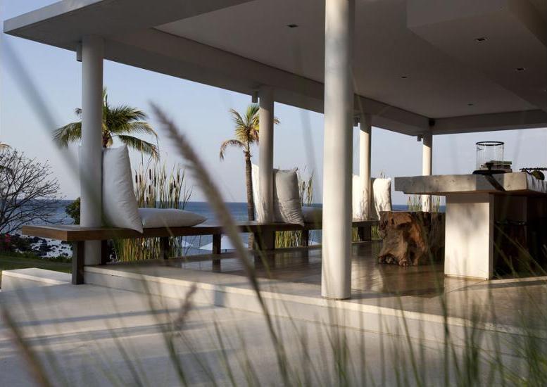 The Lombok Lodge Senggigi - Terrace/Patio