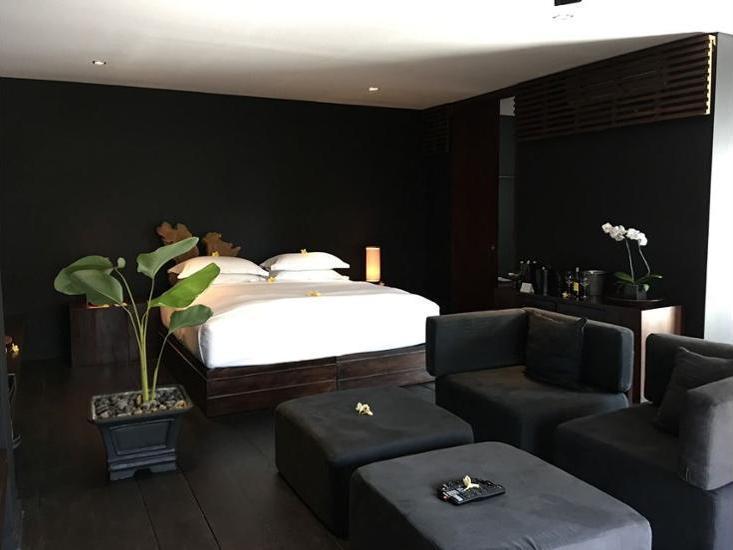 The Lombok Lodge Senggigi - Kamar Double Panorama, 1 Tempat Tidur King Regular Plan