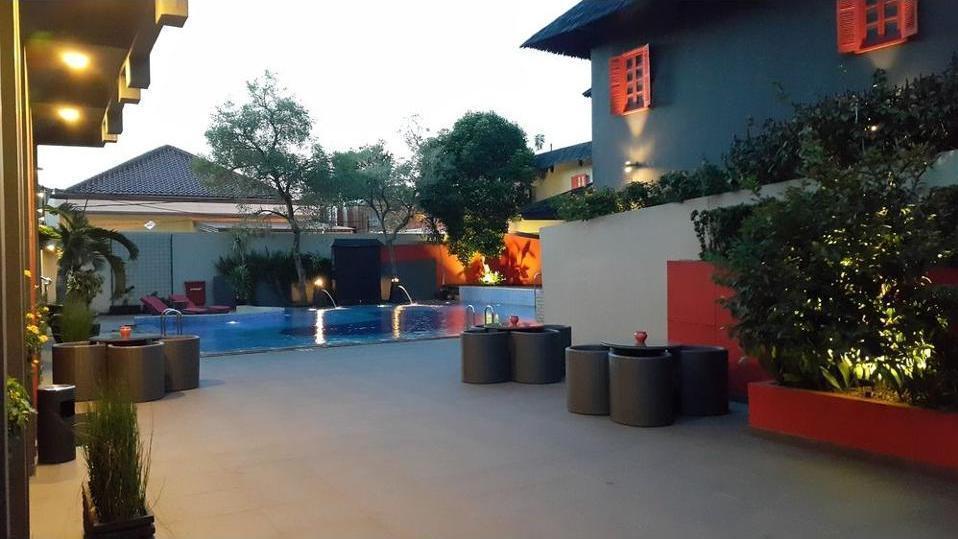 ibis Kemayoran Jakarta - Terrace/Patio