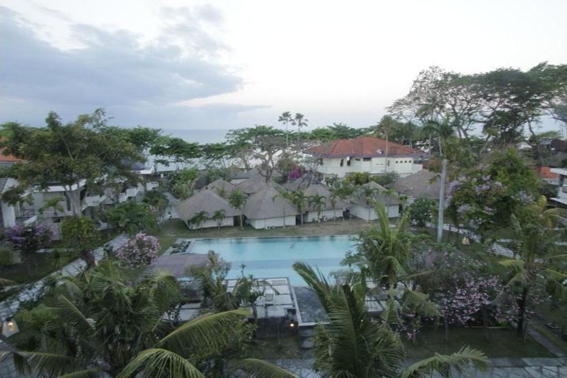 Alit Beach Resort and Villas Bali - View from Hotel