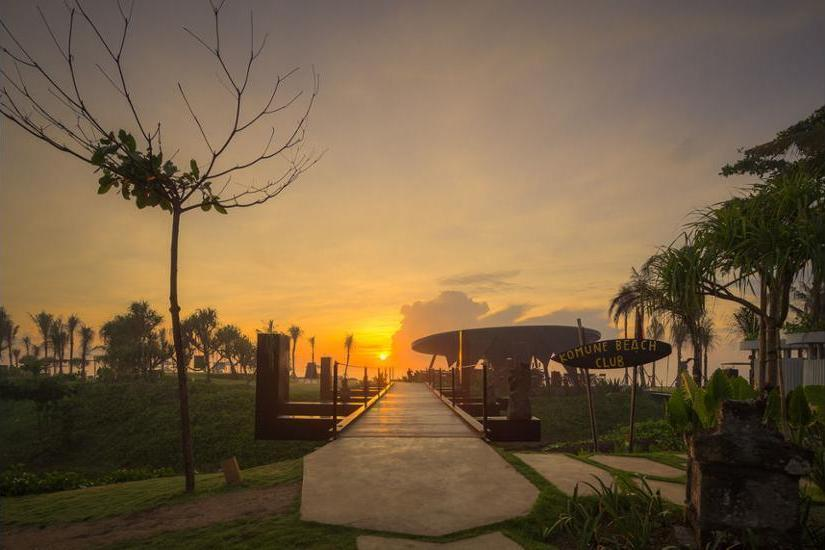 Komune Resort & Beach Club Bali - Property Grounds