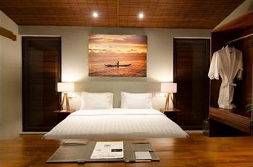 Komune Resort & Beach Club Bali - Guestroom