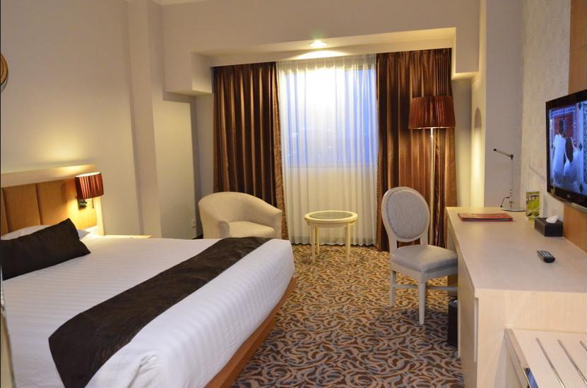 Somerset Surabaya Hotel Surabaya - Guestroom