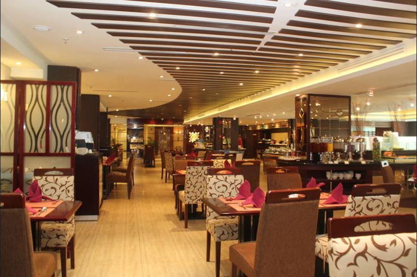Somerset Surabaya Hotel Surabaya - Restaurant