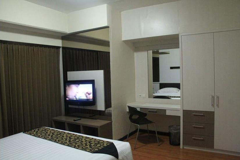 Somerset Surabaya Hotel Surabaya - Guestroom View