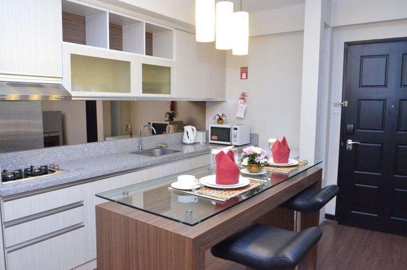 Somerset Surabaya Hotel Surabaya - In-Room Kitchen