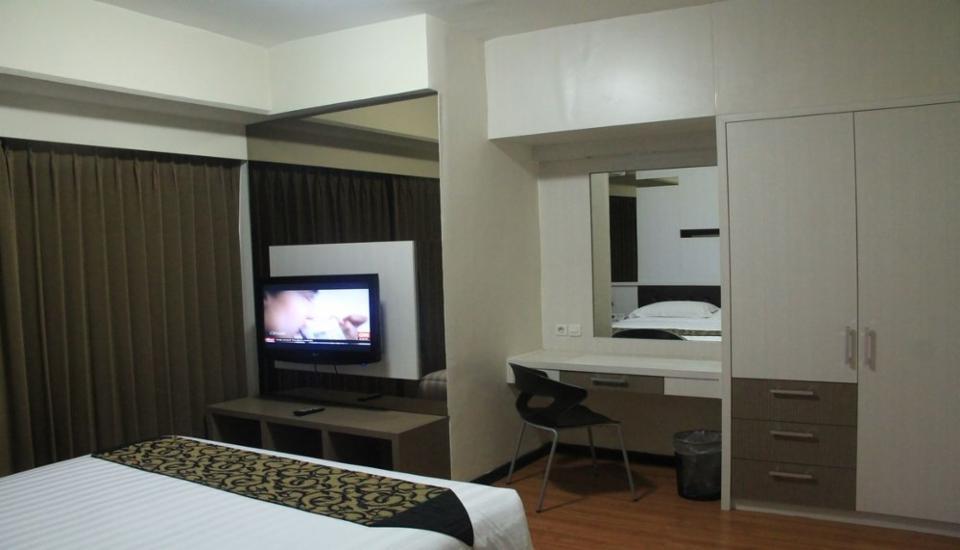 Somerset Surabaya Hotel Surabaya - Suite Deluks, 2 kamar tidur Regular Plan