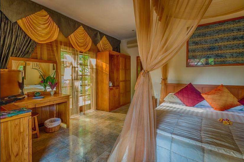 The Watergarden Bali - Living Area