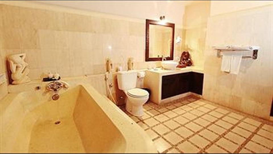 The Amasya Villas Bali - Bathroom