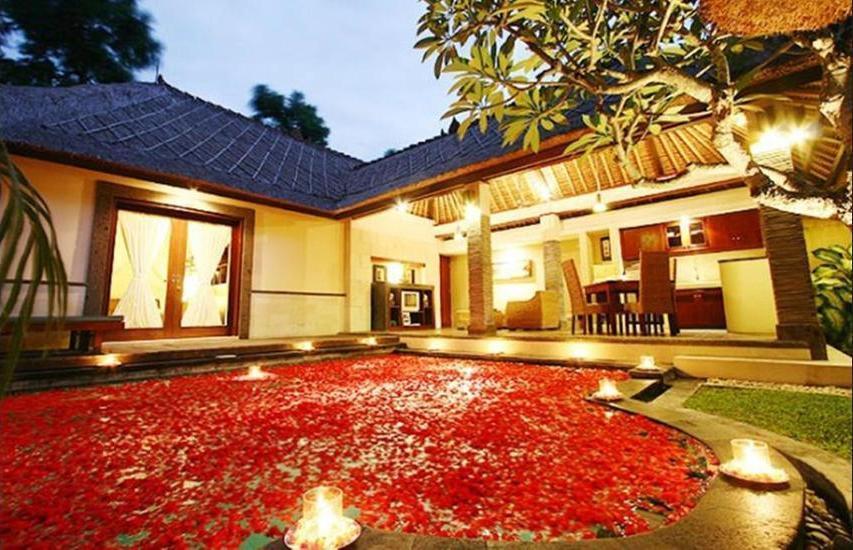 The Amasya Villas Bali - Pool
