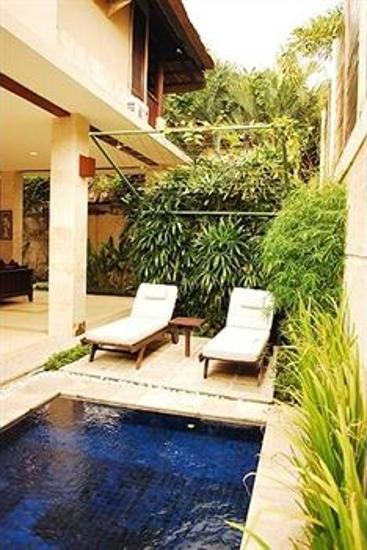 The Amasya Villas Bali - Outdoor Pool
