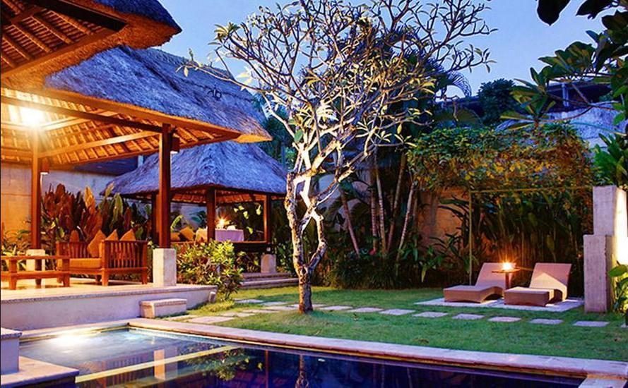 The Amasya Villas Bali - Property Grounds