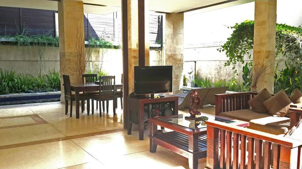 The Amasya Villas Bali - Vila, 2 kamar tidur (2 Bedrooms Private Villa) Regular Plan