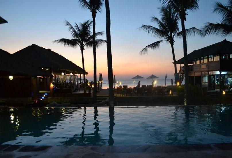 Grand Sunset Gili Air - Outdoor Pool
