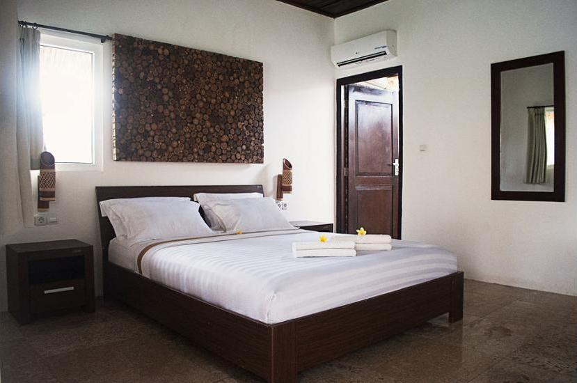 Grand Sunset Gili Air - Kamar Deluks, 1 Tempat Tidur Queen Regular Plan