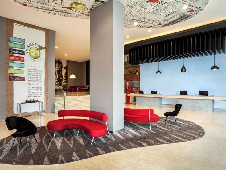 Ibis Harmoni Jakarta - Guestroom
