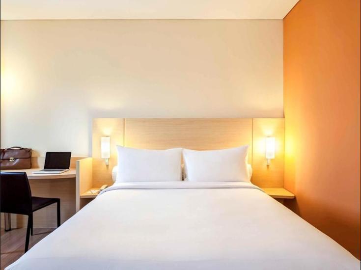 Ibis Harmoni Jakarta - Kamar Standar, 1 tempat tidur double Regular Plan