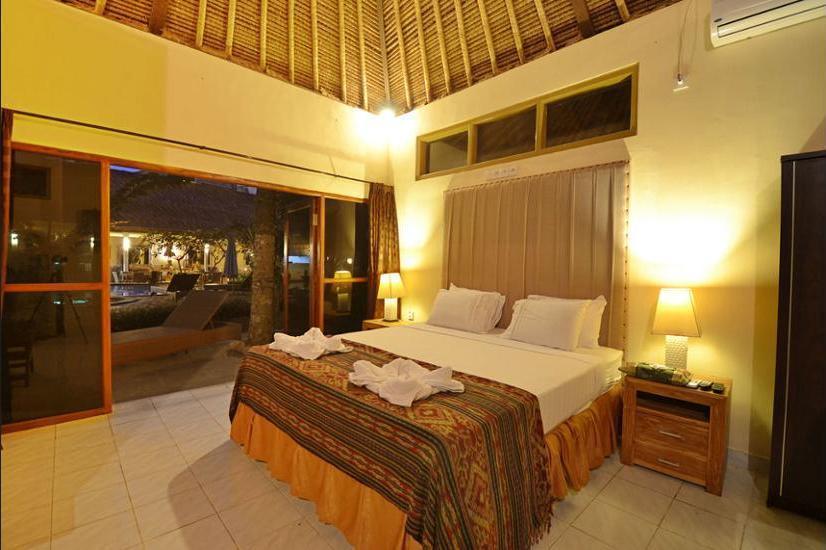 Bayside Bungalows Bali - Garden