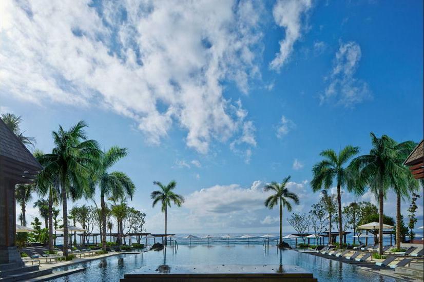 The Ritz-Carlton Bali - Aerial View