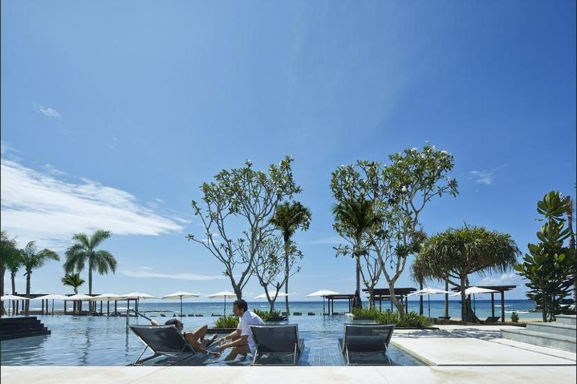 The Ritz-Carlton Bali - Outdoor Pool