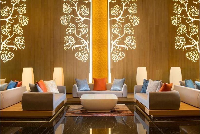 Grand Mercure Kemayoran Jakarta - Lobby Sitting Area