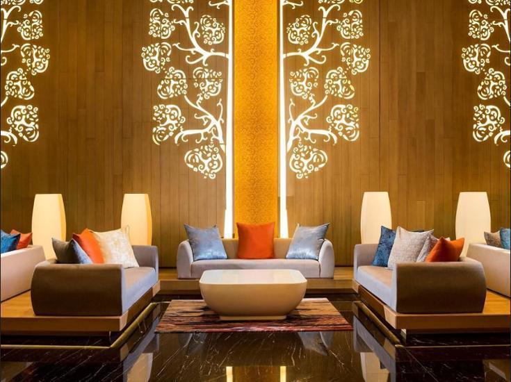 Grand Mercure Kemayoran Jakarta - Lobby Lounge